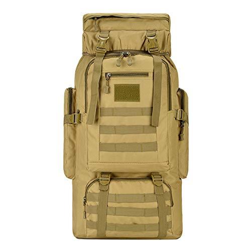 Outdoor Military Rucksacks Oxford Waterproof Tactical Backpack Sports Camping Hiking Trekking Fishing Hunting Bags 70L