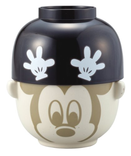 ディズニー ミッキーマウス 手袋 汁椀・茶碗 セット 大 SAN2307-1