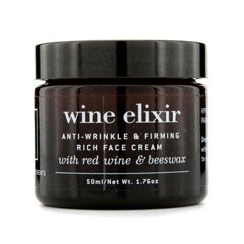 APIVITA Wine Elixir–Wrinkle and firming Rich Face Cream 1.76onzas by APIVITA