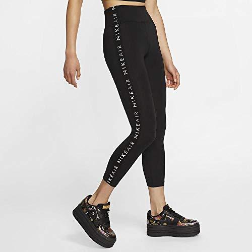 Nike Damen Damen Leggings Air Leggings, Black, XL, BV4773