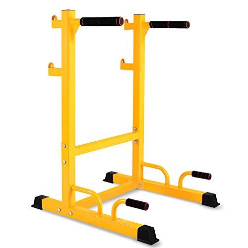 Hantelablag Half-Frame Squat Rack Parallel Bar Home Gewichtheben Indoor Langhantel Rack Krafttraining Fitnessgeräte