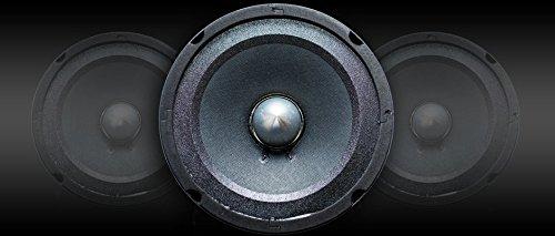 American Bass SQ 6B Mid Range Car Speaker & Subwoofer