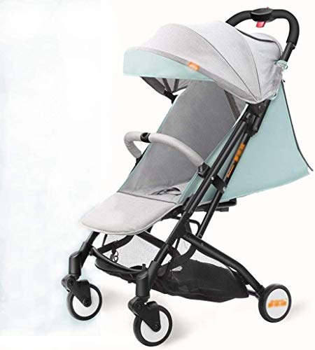 Check Out This GPWDSN Foldable The Baby Trolley is Ultra-Light, and Can Be Used in A Reclining Parac...