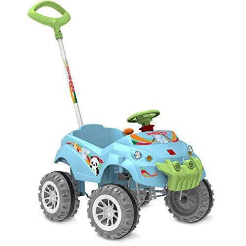 Veiculo Para Bebe, Brinquedos Bandeirante, Azul