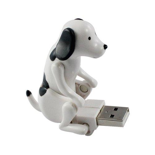 Tenflyer USB perro de juguete del animal domÃstico de la Navida