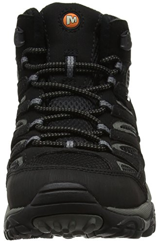 Photo of Merrell Men's Moab 2 Mid Gore-Tex' High Rise Hiking Shoes, Black (Black), 9 UK