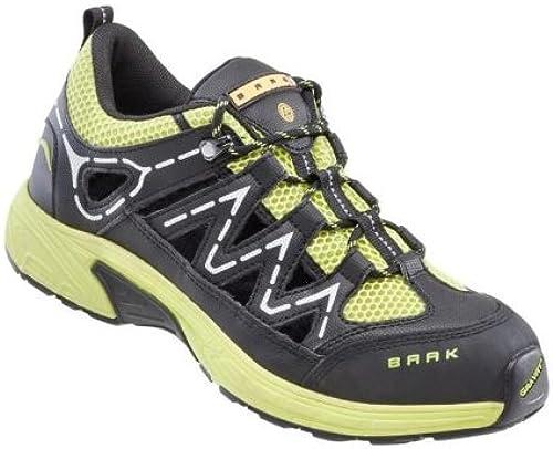 BAAK Chaussures de de sécurité Jack Sports Exclusive Chaussures basses S1P ESD Léger bgr191, vert, 7535, 48, vert  jusqu'à 60% de réduction