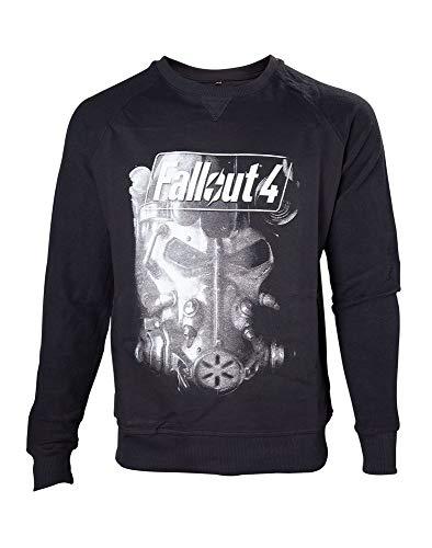 Fallout 4 Pullover -L- Logo, schwarz