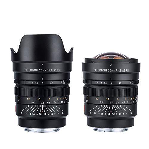 VILTROX 20mm F1.8 ASPH FullFrame Wide Angle Prime Fixed Focus Lens for Nikon Z Mount Camera