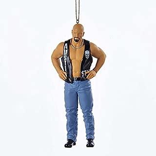 Kurt Adler WWE Stone Cold Steve Austin Christmas Ornament