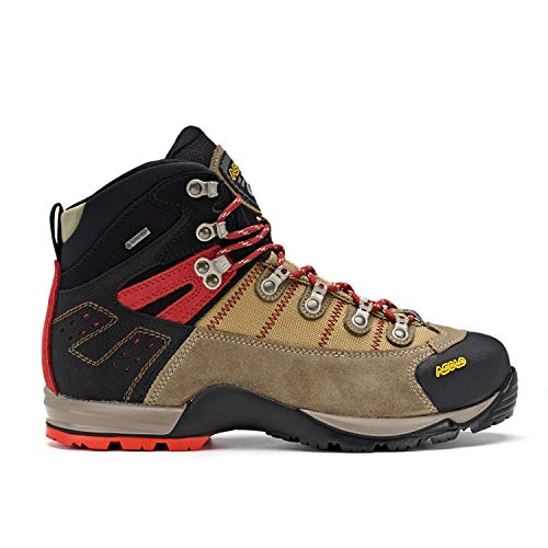 Asolo Fugitive GTX Men's Waterproof Hiking Boot for Light Hikers and...