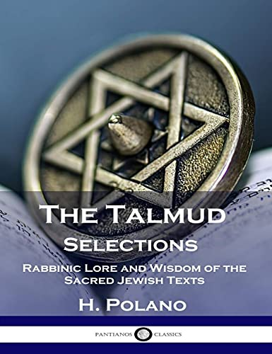 The Talmud: Selections (English Edition)