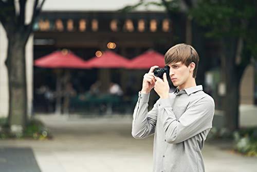 Sony DSC-HX99 Kompaktkamera (7,5 cm (3 Zoll) Touch Display, 24-720mm Brennweite, 5-Achsen Bildstabilisator, 4K Video, Augen-Autofokus) schwarz