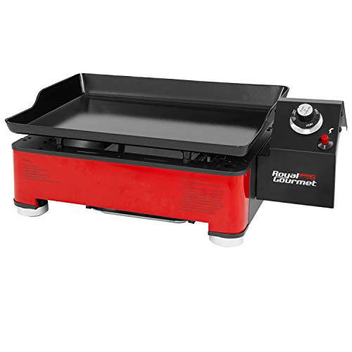 Royal Gourmet PD1202R 18-Inch Portable Table Top Propane Gas Grill