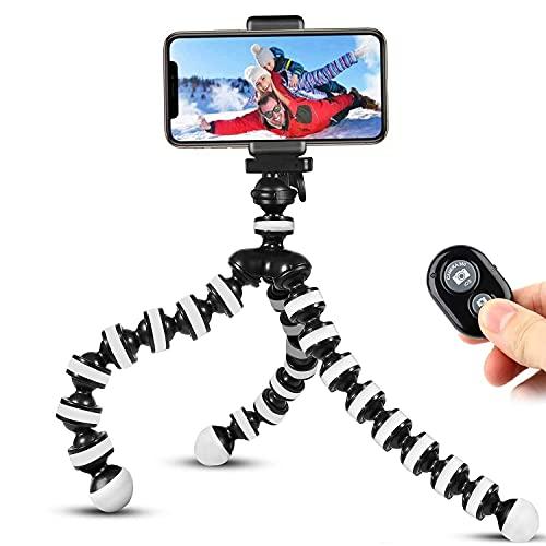 Handy Stativ Smartphone Für iPhone Stativ Kamera Stative Lightweight Tripod Ständer Halter Halterung Leichtes-DreibeinStativ