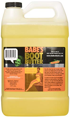 BABE'S BB7101 Boot Butter Binding Lubricant - Gallon