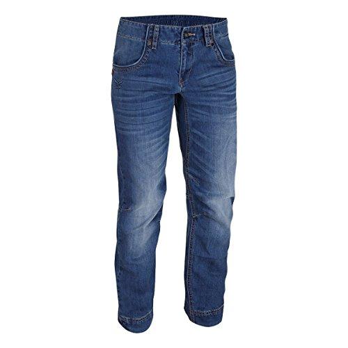 SALEWA Damen Hose Verdon 2.0 CO W Pants, Jeans Blue, 36/S, 00-0000024821