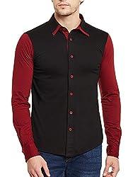GRITSTONES Mens Full Sleeves Shirt