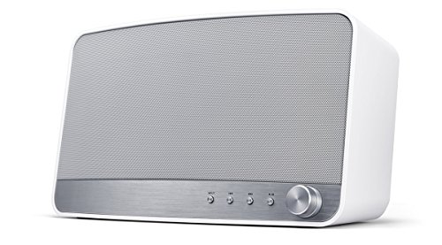 Pioneer MRX-3-W - Altavoces multiestándar y Multi-Room (Chromecast, PlayFi, FireConnect, WiFi, WiFi Direct, Bluetooth) Color Blanco