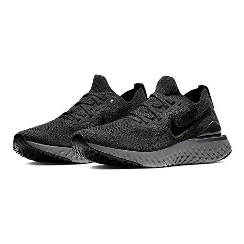 Nike Damen Laufschuhe Epic React Flyknit 2, Größe:7