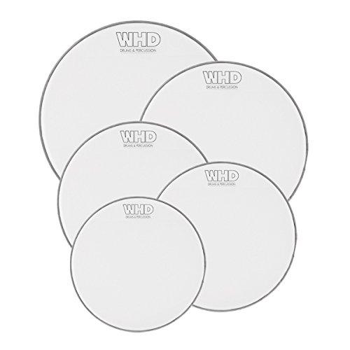 WHD Parches de Malla para Practica 5 Unidades Tamano Rock