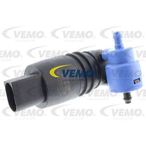 Vemo V10-08-0204 Bomba de Agua de Lavado, Lavado de Parabrisas