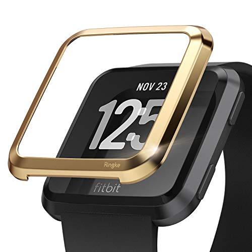 Ringke Bezel Styling Ontworpen voor Fitbit Versa Case Cover (voor Fitbit Versa Smartwatch) - FW-V-05
