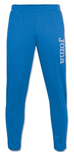 Joma Gladiator - Pantalón largo brillante para hombre, color Azul Royal, talla M