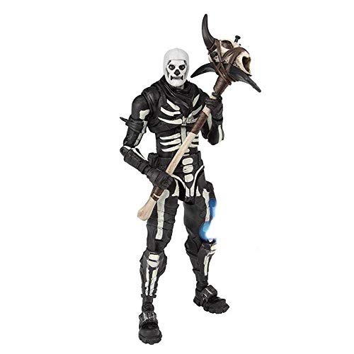 Skull Trooper Figura Model Estatua Juguetes 19cm
