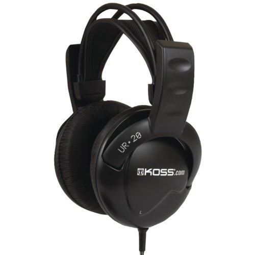 Koss UR20 Over-Ear Headphones