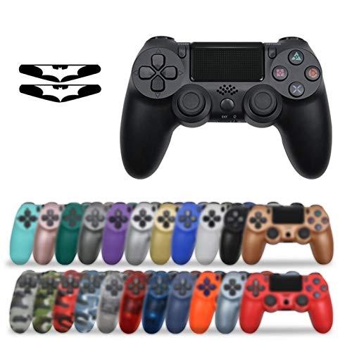 YYCH Juegos de PC Bluetooth Wireless Controller Joystick for PS4, for Mando PS4 Console, for Playstation Dualshock 4 Gamepad, for PS3 Controlador de Juegos móvil (Color : T Blue)