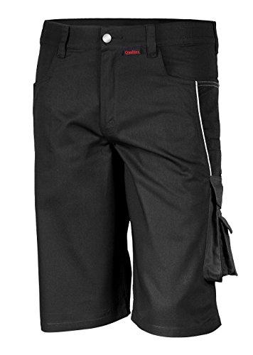 Qualitex - Shorts PRO MG 245 - mehrere Farben, schwarz, 61936TC