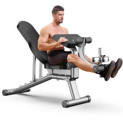 Sitzbank Zuhause Multifunktion Auf dem Rücken liegend Tafel Einstellbar Fitness Ausrüstung Fitness Stuhl Bank Drücken Sie Hantel Bank Hilfs Werkzeuge Auf dem Rücken liegend Tafel Fitness Stuhl