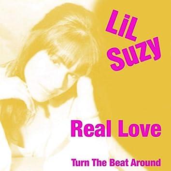 Real Love / Turn the Beat Around