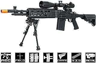echo1 full metal m14 combat master in black(Airsoft Gun)