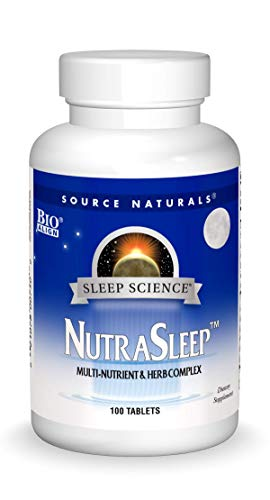 Source Naturals Sleep Science NutraSleep -...
