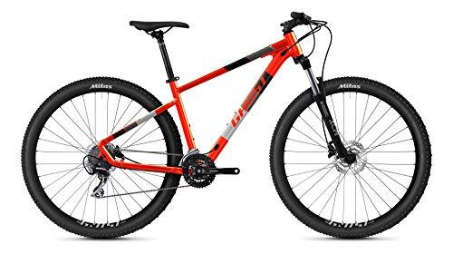 Ghost Kato Essential 29R AL U Mountain Bike 2021 (XL/52cm, Lava/Black)