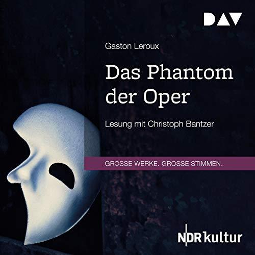 Das Phantom der Oper audiobook cover art