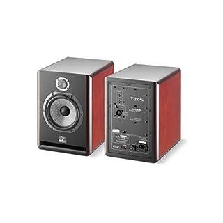 Focal Professional Solo6 Be Studio Monitors - Black/Red (B0044KKJGW)   Amazon price tracker / tracking, Amazon price history charts, Amazon price watches, Amazon price drop alerts
