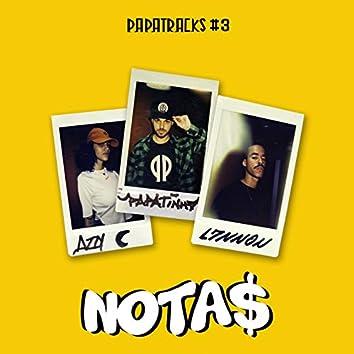 Nota$ (Papatracks #3) (Participação especial de Papatinho)