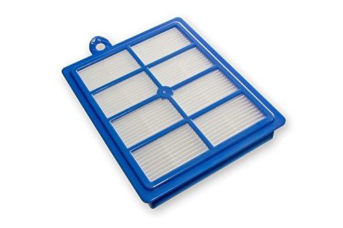 vhbw Filtre Hepa allergie de rechange pour aspirateur Electrolux Ergospace, Excellio, Twinclean, UltraOne, S-Bag commeAEF13W, AEF 13 W, H13.