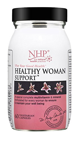 (10 PACK) - Nhp Healthy Woman Support Capsules | 60s | 10 PACK - SUPER SAVER ...
