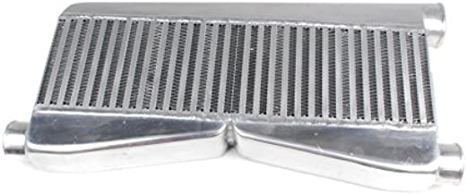Rev9 IC-007 made for Twin Turbo Intercooler Type 1 (2 In / 1 Out)