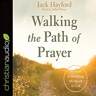 Walking the Path of Prayer audiobook cover art