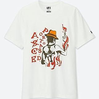 完売品 新品 ユニクロ UT ワンピース グラフィックT エース 半袖 Tシャツ XS オンライン限定サイズ タグ付き