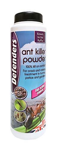 Defenders Ant Killer Powder, White, 450 gm
