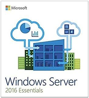 Wíndоws Server 2016 Essentials 2 CPU