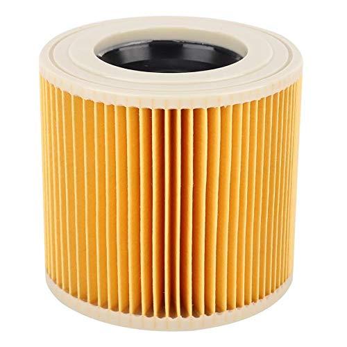 LYL Store Filtre pour Aspirateur Filtre de Cartouche d'aspirateur de ménage Compatible avec Karcher A2004 A2054 A2204 A2656 WD2.250 WD3.200 WD3.30 Accessoires pour La Maison (Color : 1pcs)