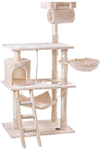 RASCAT- Rascador Gato centro juegos descanso Árbol