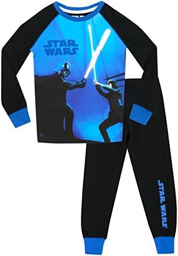 Star Wars Boys Glow in The Dark Pajamas Size 5 product image